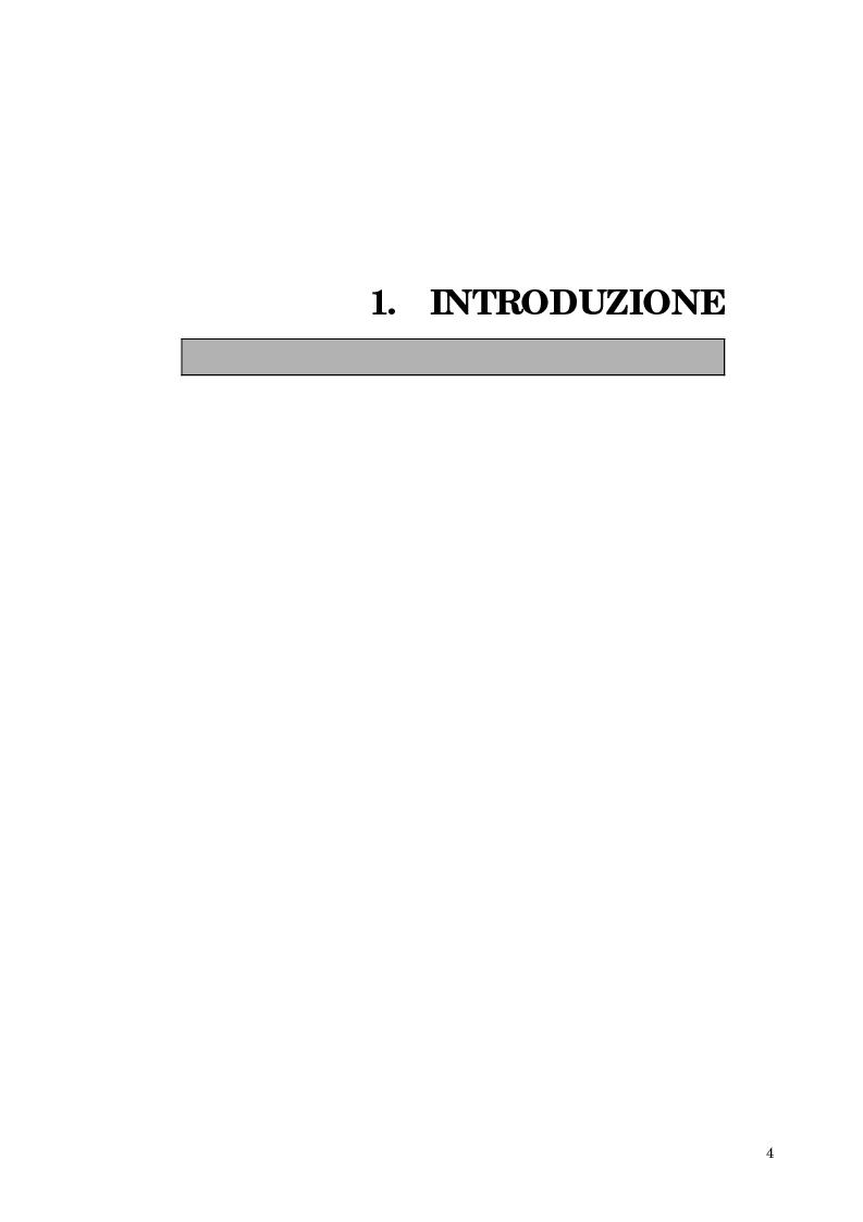 Anteprima della tesi: Proposta di una scala di eterovalutazione del dolore nel disabile grave portatore di polihandicap: l'esperienza del Progetto DAMA, Pagina 1