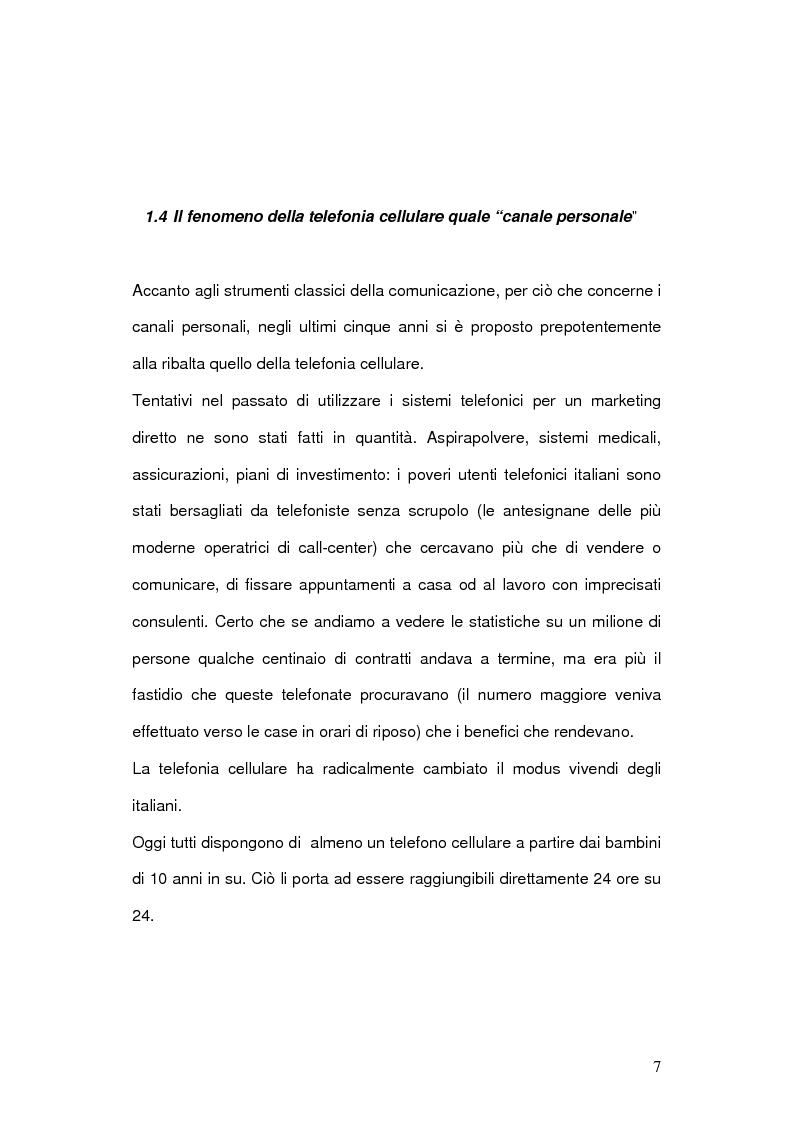 Anteprima della tesi: La comunicazione creativa a basso costo nelle attività turistiche e ricreative, Pagina 3