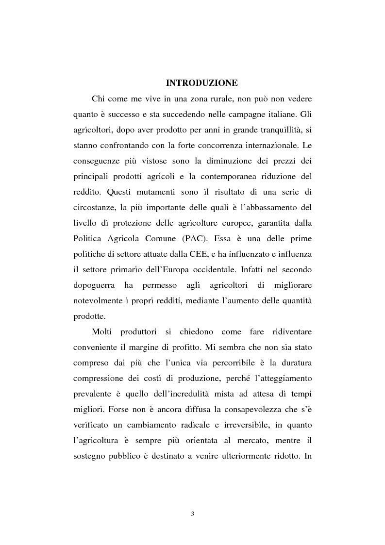 Anteprima della tesi: La riforma Mac Sharry nel Veneto: un'analisi del settore dei seminativi, Pagina 1