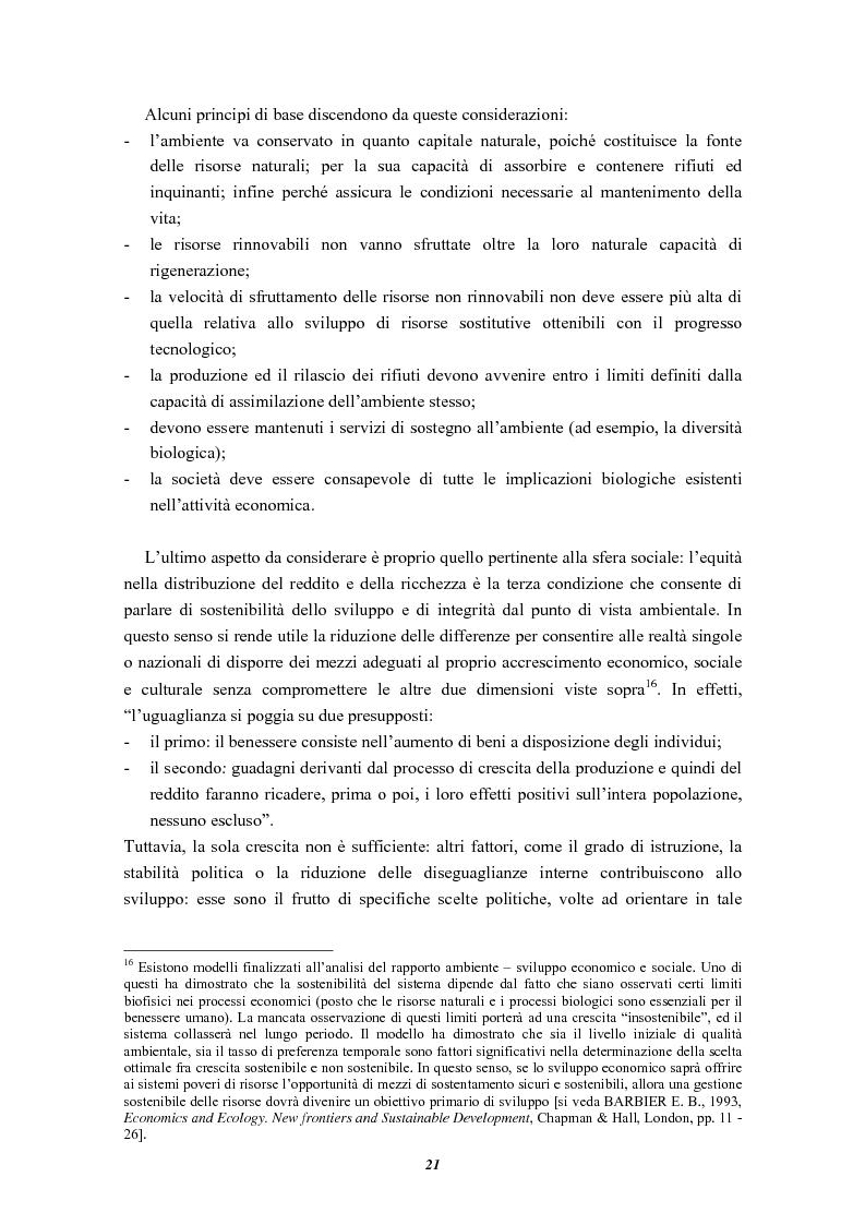 Anteprima della tesi: La Pi.Ru.Bi. tra sostenibilità ambientale ed azione demarginalizzante. Un approccio geo-economico., Pagina 14