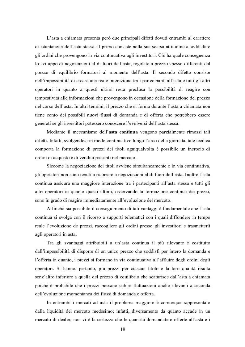 Anteprima della tesi: Insider trading ed efficienza dei mercati finanziari. L'impatto dell'evoluzione della normativa di riferimento in Italia., Pagina 12