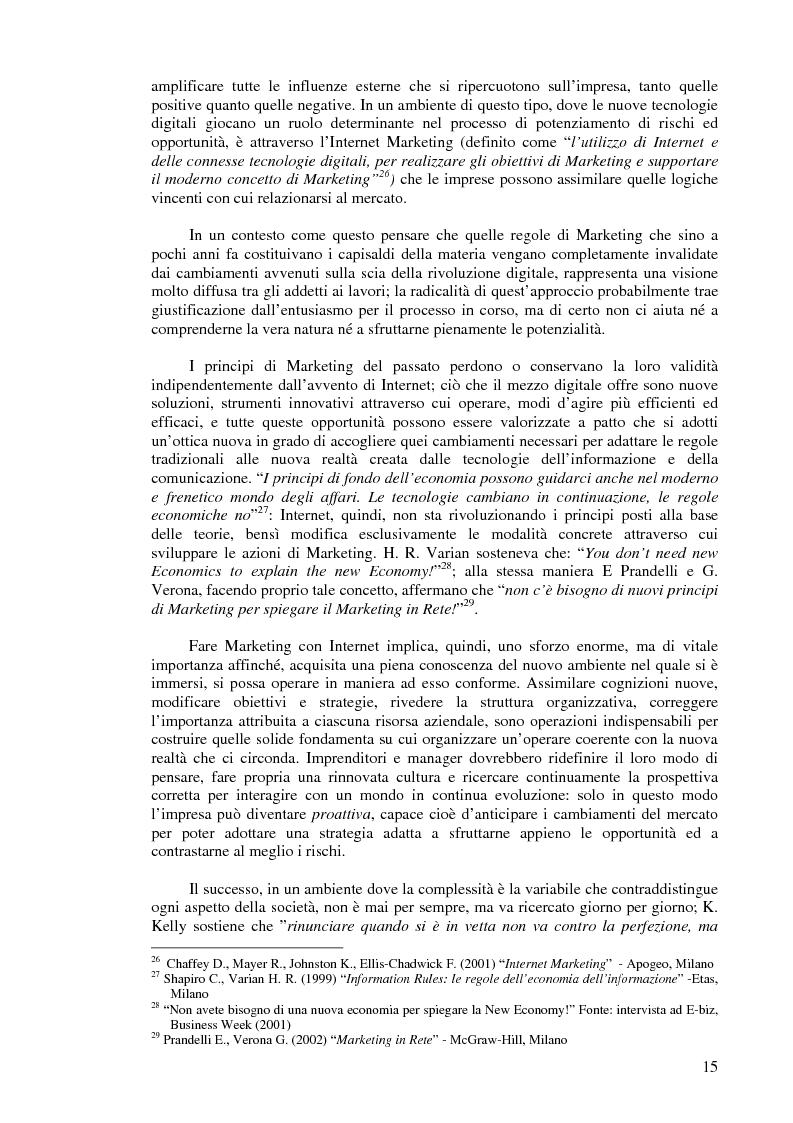 Anteprima della tesi: Comunicazione e promozione di Marketing nell'era digitale, Pagina 13