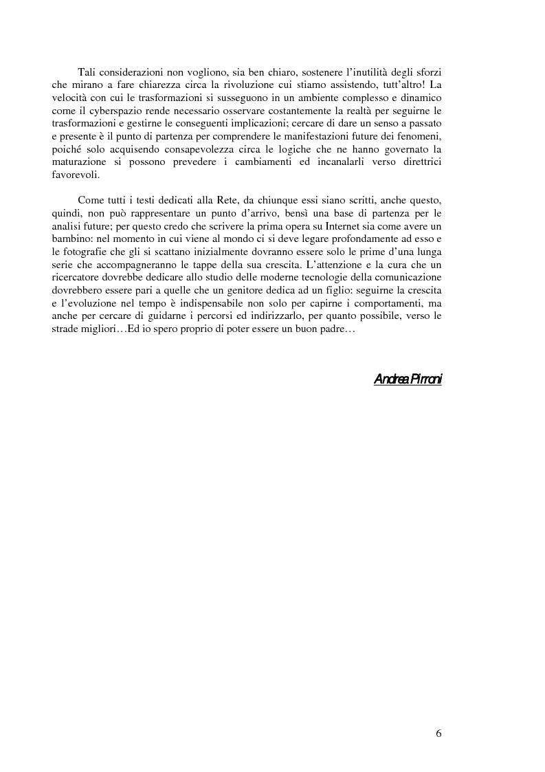 Anteprima della tesi: Comunicazione e promozione di Marketing nell'era digitale, Pagina 4