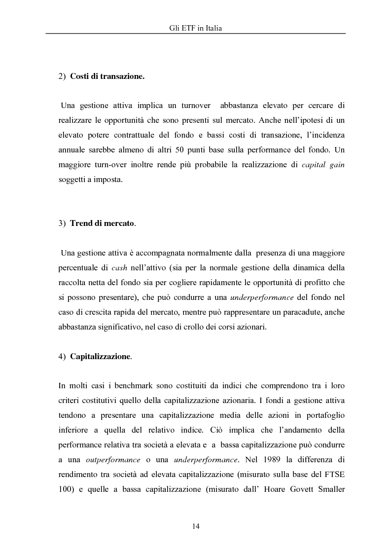 Anteprima della tesi: Gli ETF in Italia, Pagina 10