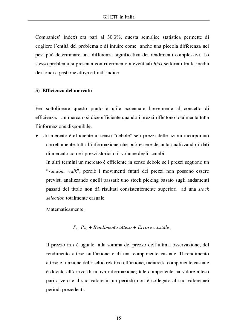 Anteprima della tesi: Gli ETF in Italia, Pagina 11
