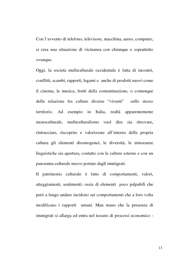 Anteprima della tesi: Il cinema del metissage, Pagina 13