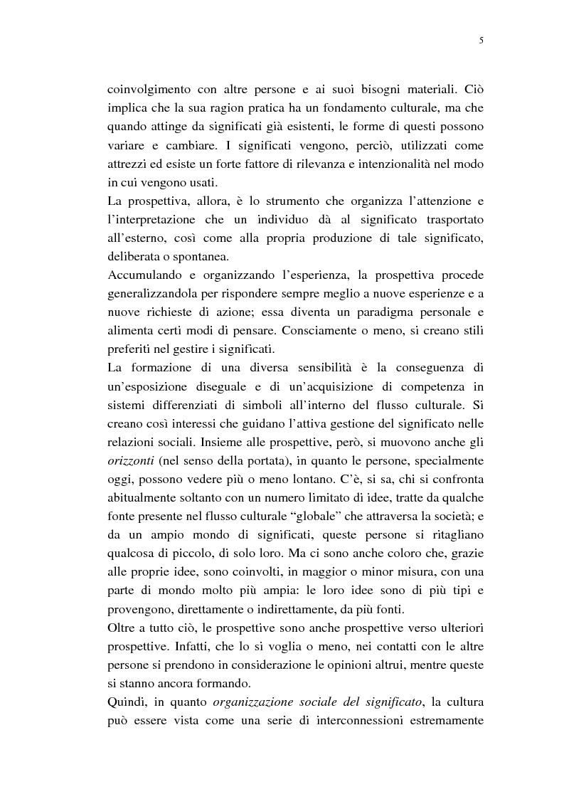 Anteprima della tesi: Dalle subculture alle idioculture, Pagina 2