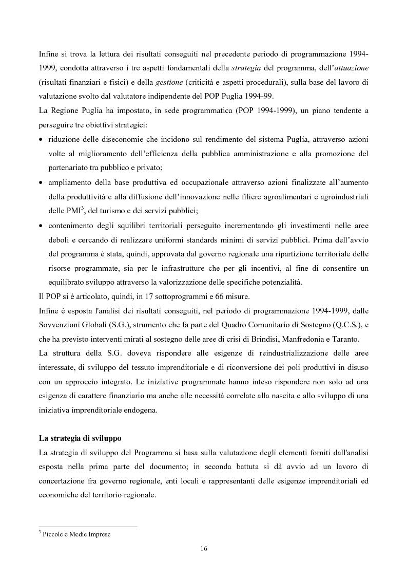 Anteprima della tesi: La Montagna del Sole: proposte per la destagionalizzazione del turismo e la valorizzazione del promontorio del Gargano, Pagina 16