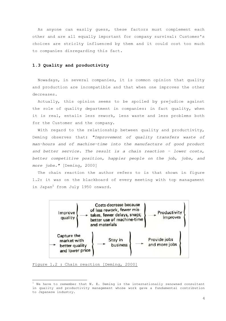 Anteprima della tesi: Quality In Process Control Charts, Pagina 5