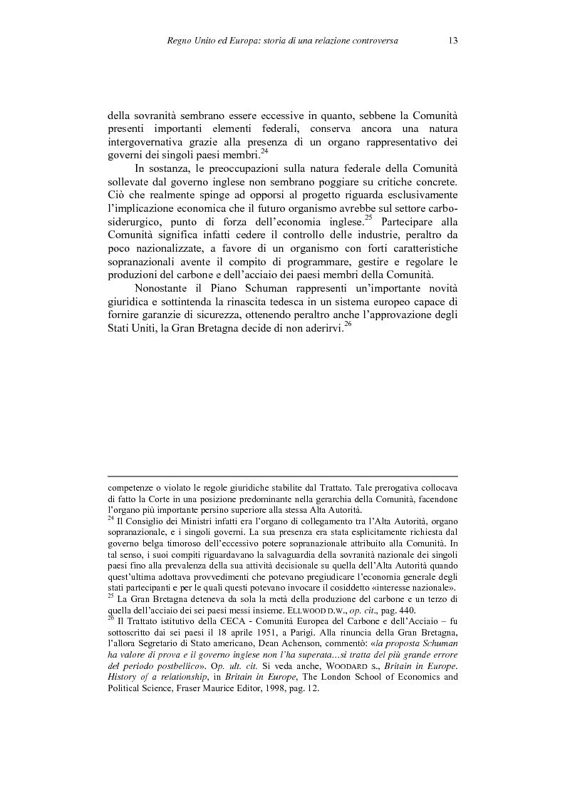 Anteprima della tesi: Il ''no'' del Regno Unito all'euro, Pagina 13