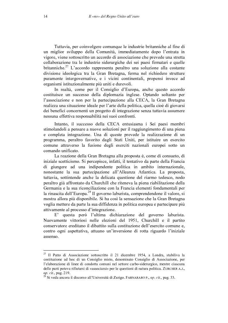 Anteprima della tesi: Il ''no'' del Regno Unito all'euro, Pagina 14