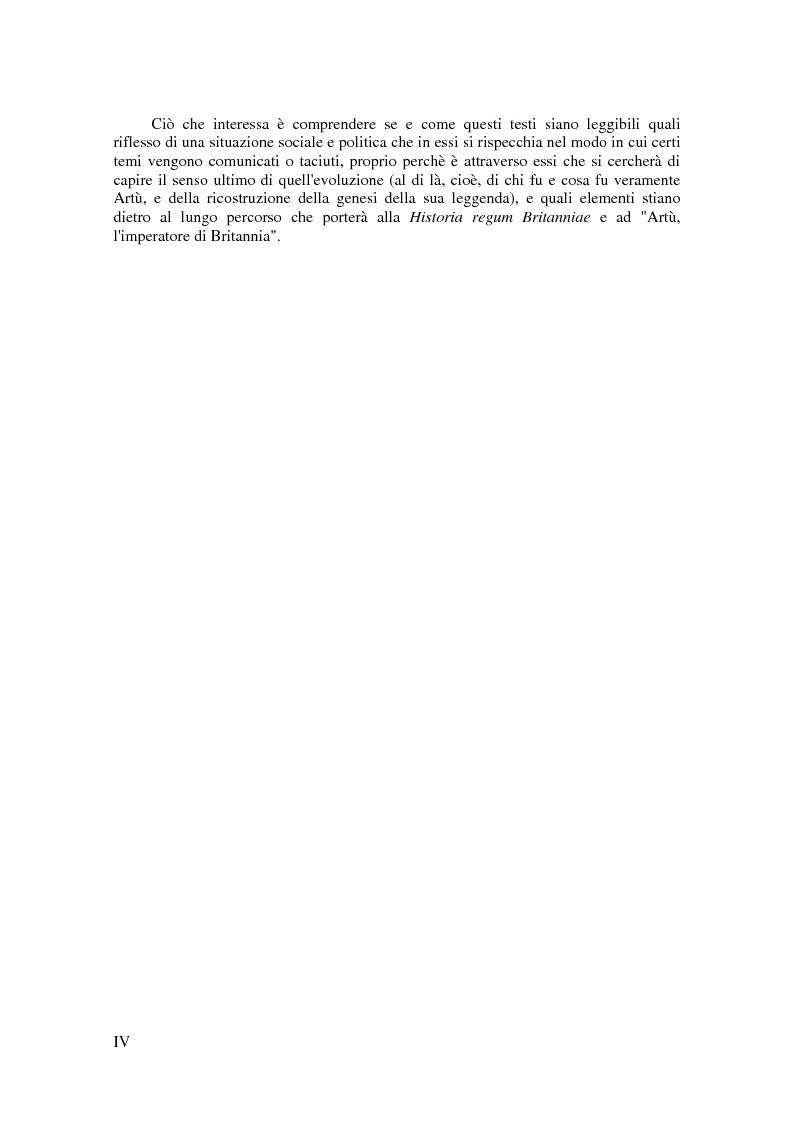 Anteprima della tesi: L'antica storia celtica della Britannia nelle fonti latine dell'Inghilterra fino a Goffredo di Monmouth, Pagina 4