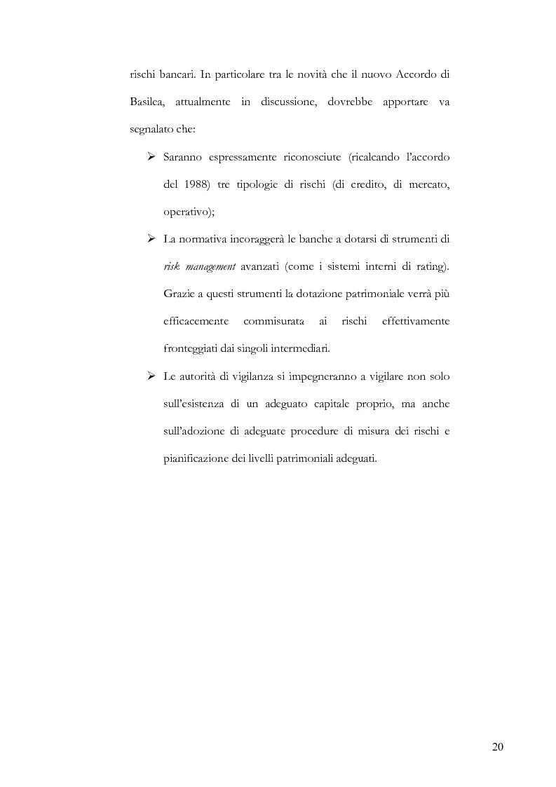 Anteprima della tesi: La gestione del capitale come mezzo per la creazione di valore per gli azionisti, Pagina 15