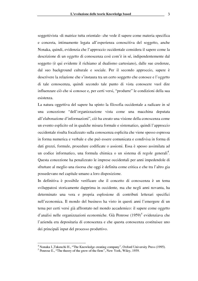 Anteprima della tesi: I sistemi informativi a supporto della gestione della conoscenza negli enti di ricerca: il caso ENEA, Pagina 8