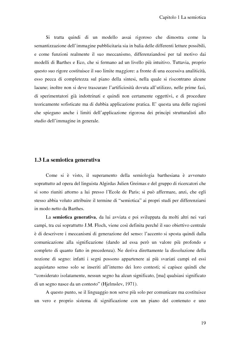 Anteprima della tesi: L'ipermercato tra marketing e semiotica, Pagina 14
