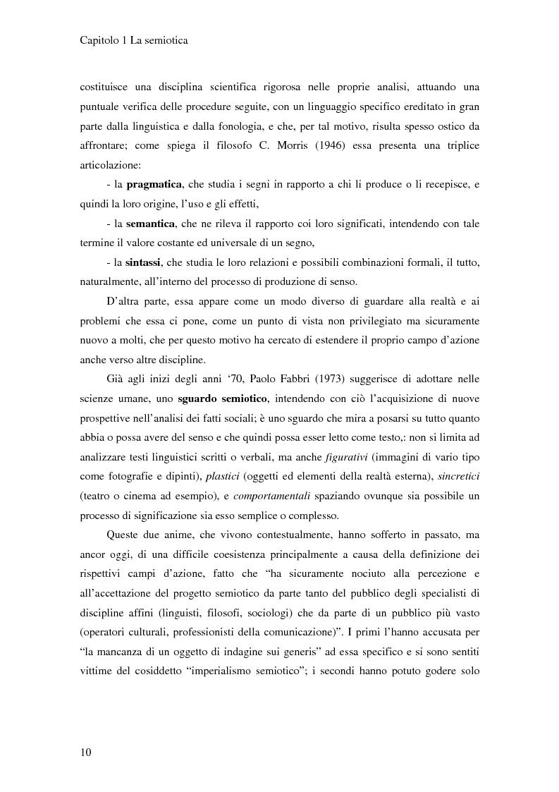 Anteprima della tesi: L'ipermercato tra marketing e semiotica, Pagina 5