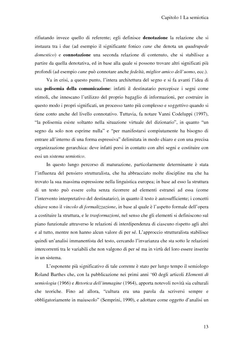 Anteprima della tesi: L'ipermercato tra marketing e semiotica, Pagina 8