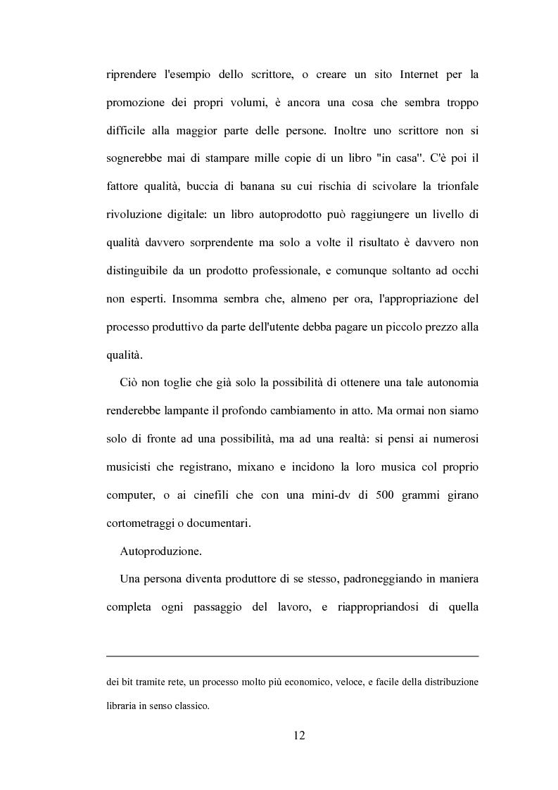 Anteprima della tesi: Blog: l'informazione al tempo dei personal media, Pagina 10