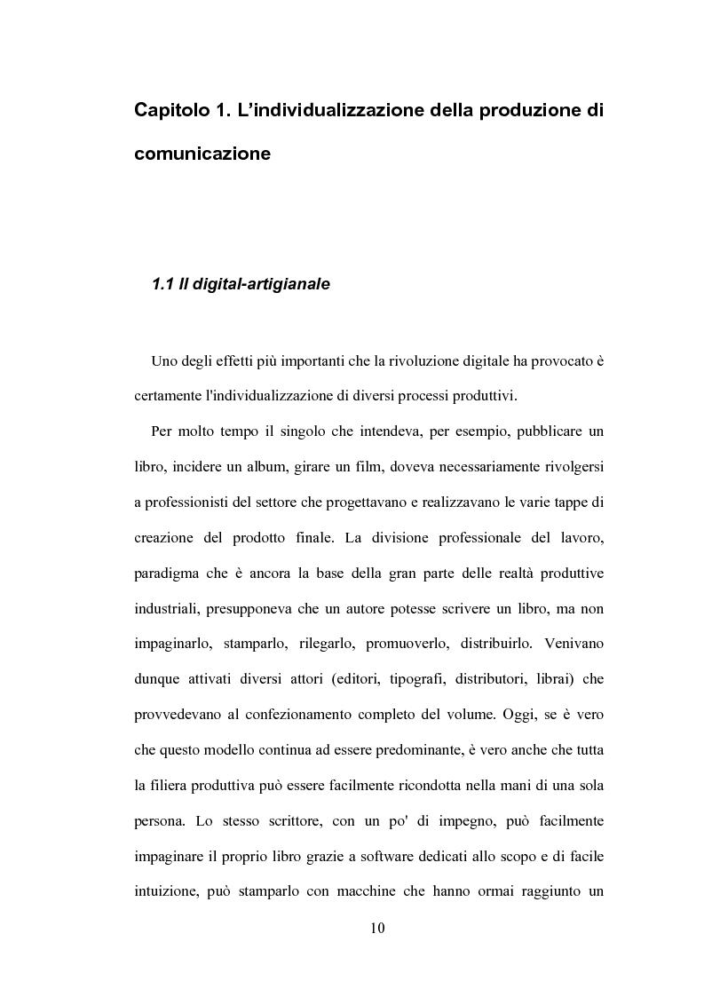 Anteprima della tesi: Blog: l'informazione al tempo dei personal media, Pagina 8