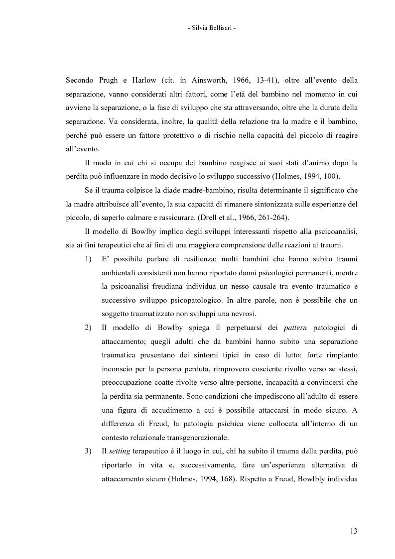 Anteprima della tesi: La flessibilità nel concetto di sé e del mondo come alternativa al disturbo da stress post-traumatico secondo la teoria cognitivo-comportamentale, Pagina 12