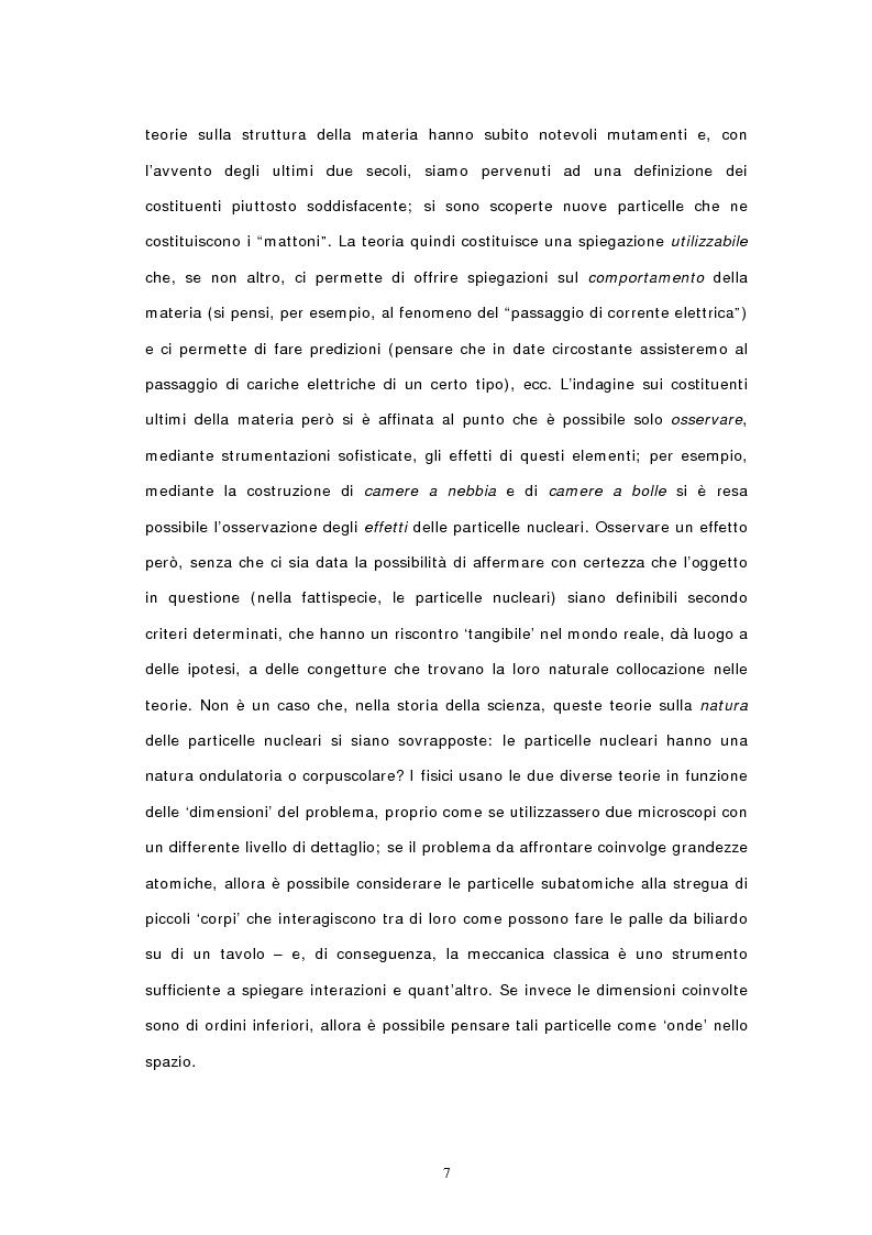 Anteprima della tesi: Concetti, similarità e teoria: verso il modello ibrido, Pagina 5