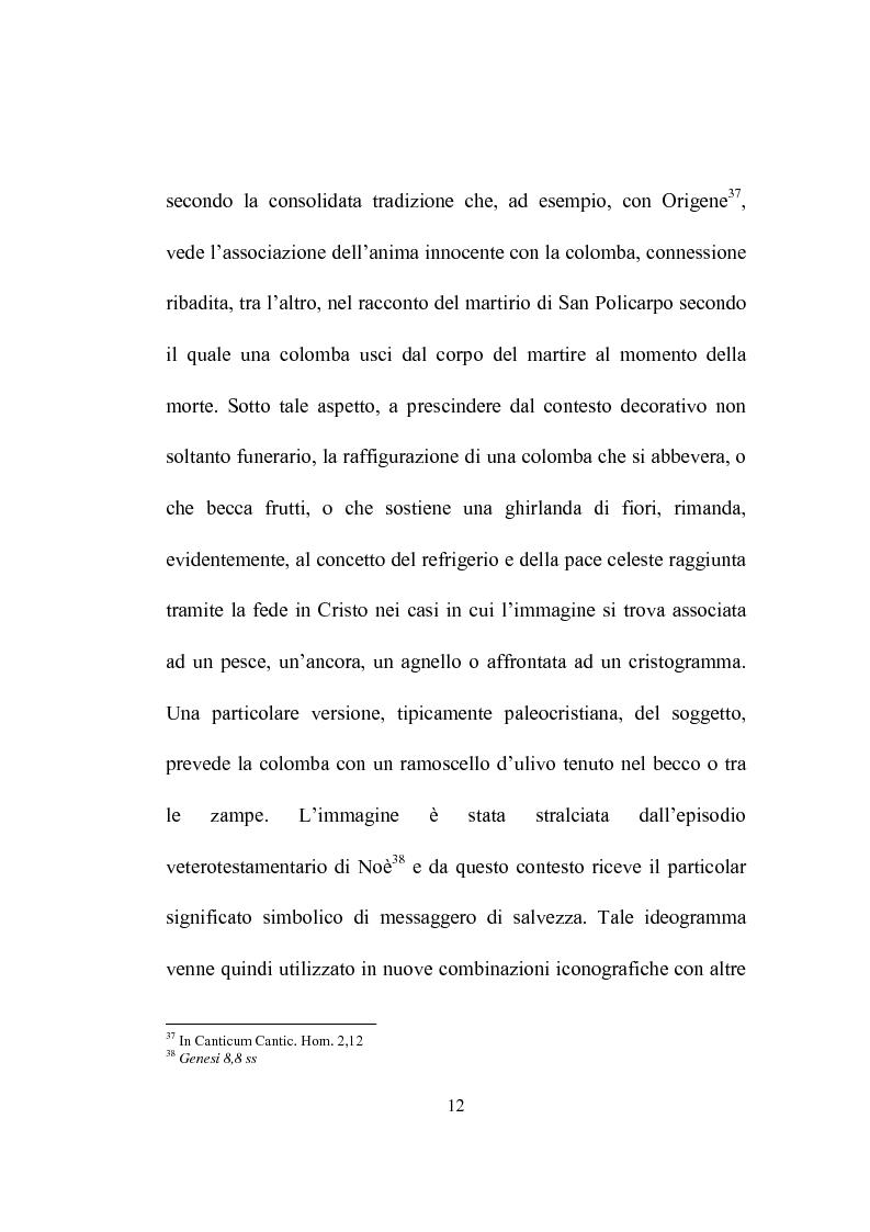 Anteprima della tesi: I programmi iconografici nell'arte cristiana dal tardo antico all'alto medioevo, Pagina 12