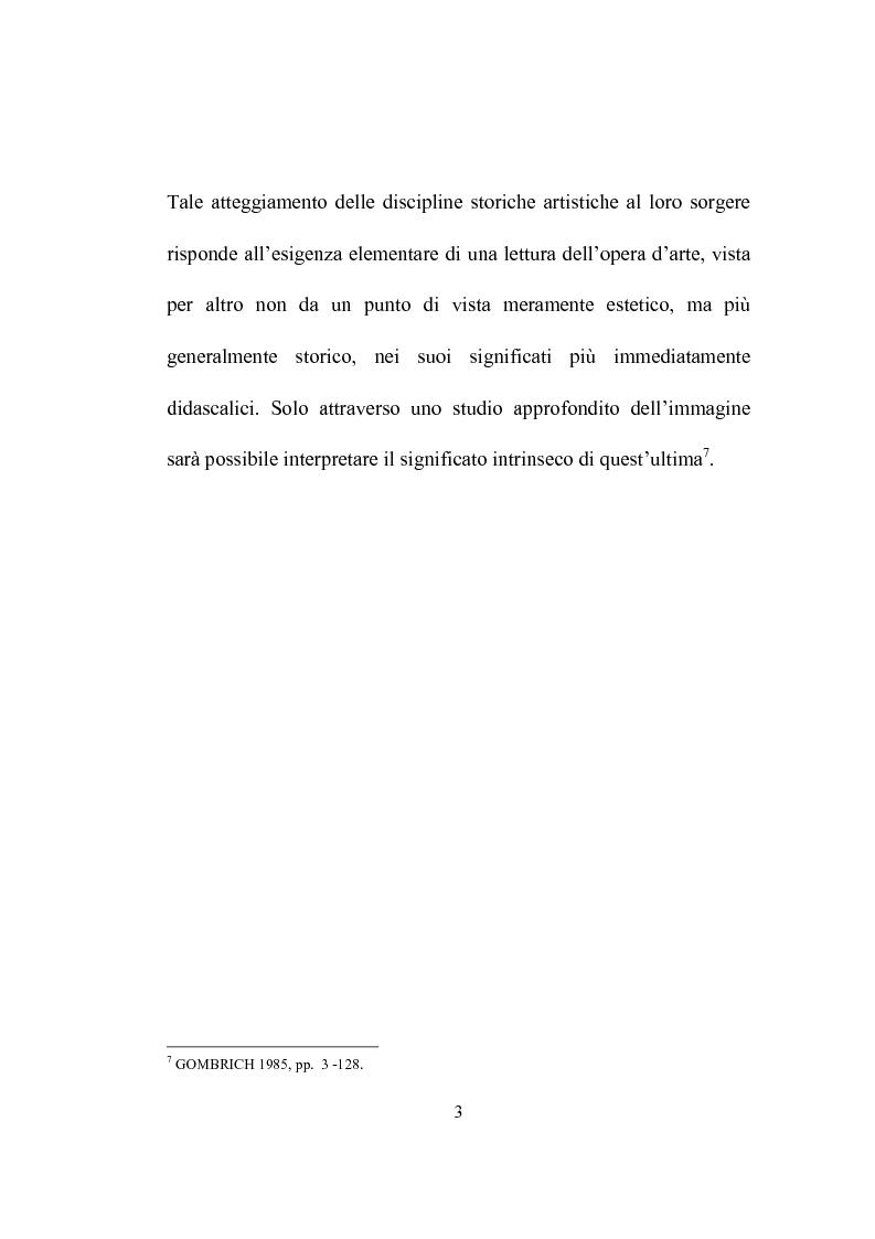 Anteprima della tesi: I programmi iconografici nell'arte cristiana dal tardo antico all'alto medioevo, Pagina 3