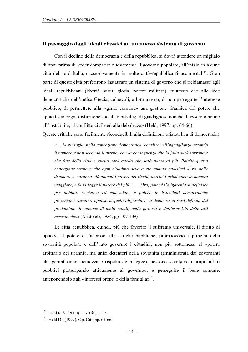 Anteprima della tesi: La pianificazione partecipativa: teorie e tecniche. Un esempio di integrazione di diversi strumenti: GioCoMo., Pagina 11