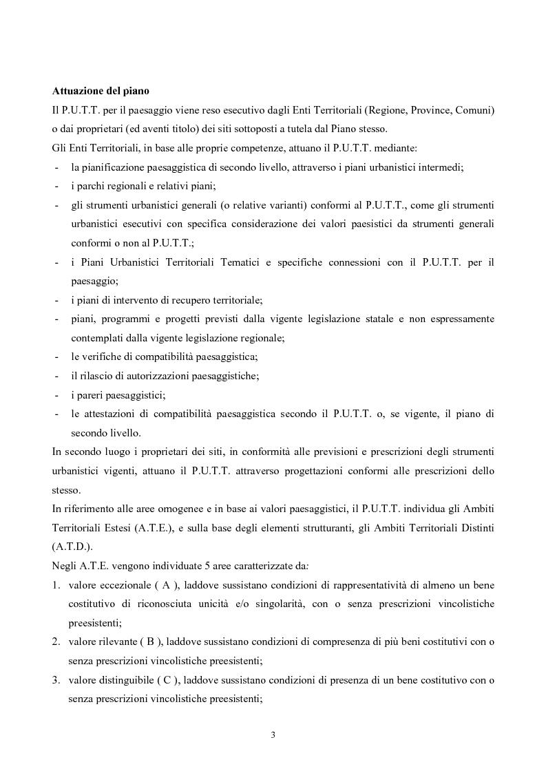 Anteprima della tesi: La ''montagna del sole'': proposte per la destagionalizzazione e la valorizzazione turistica del promontorio del gargano, Pagina 3