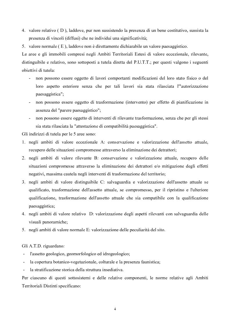 Anteprima della tesi: La ''montagna del sole'': proposte per la destagionalizzazione e la valorizzazione turistica del promontorio del gargano, Pagina 4