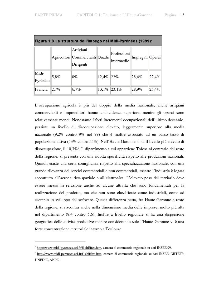 Anteprima della tesi: Innovazione e sviluppo locale: esperienze a confronto, Pagina 9