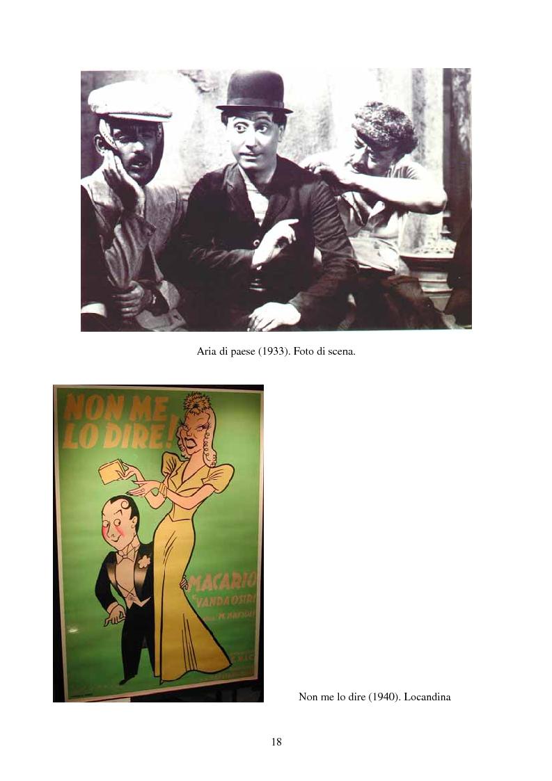Anteprima della tesi: Erminio Macario - i film prodotti da Luigi Rovere, Pagina 14