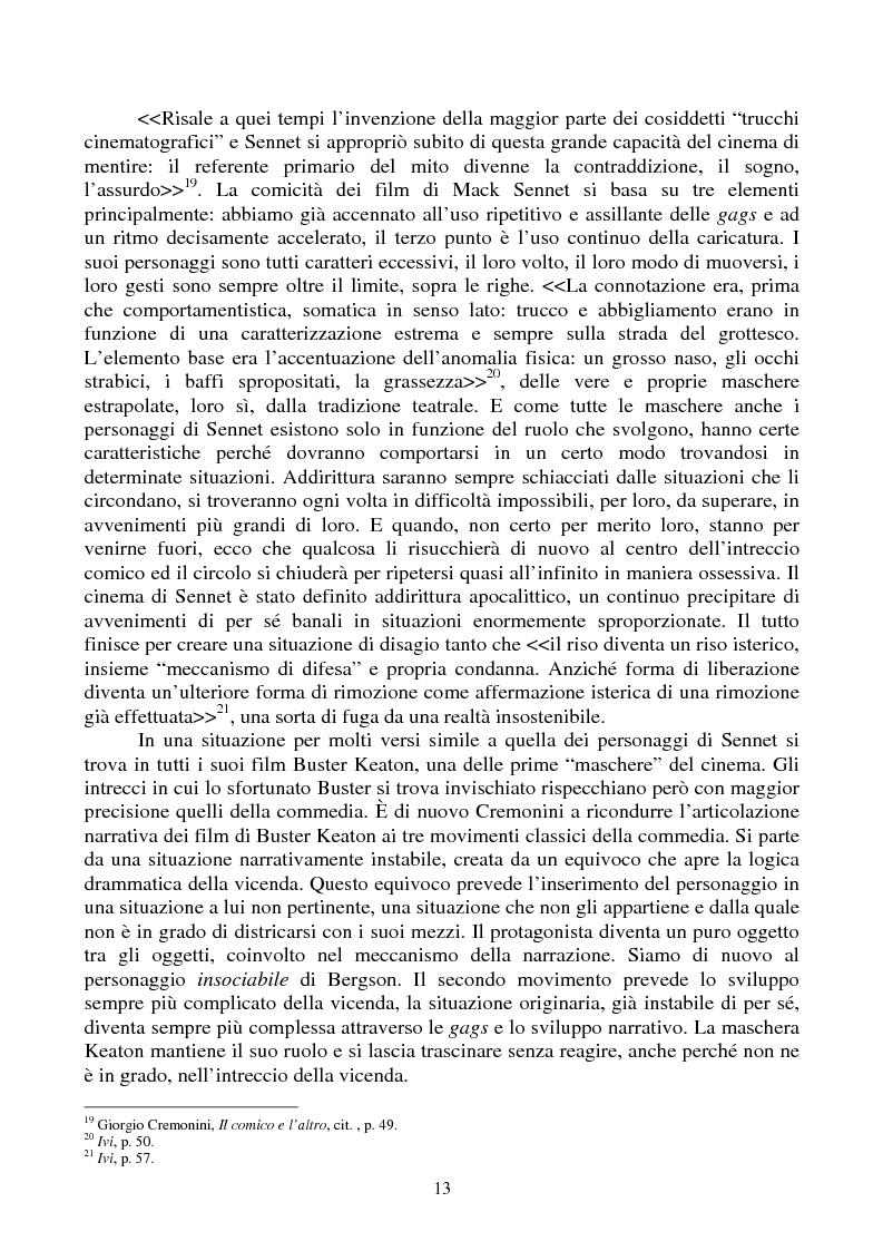 Anteprima della tesi: Erminio Macario - i film prodotti da Luigi Rovere, Pagina 9