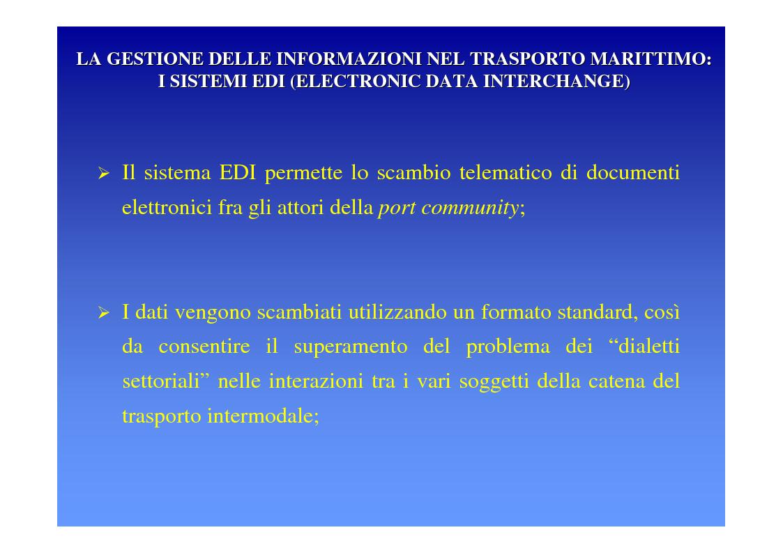 Anteprima della tesi: La logica del sistema portuale per lo sviluppo del trasporto combinato strada-mare in Sicilia, Pagina 19