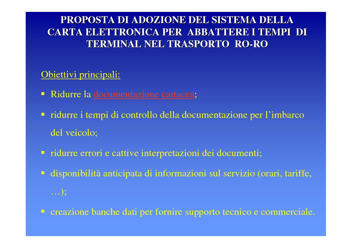 Anteprima della tesi: La logica del sistema portuale per lo sviluppo del trasporto combinato strada-mare in Sicilia, Pagina 24