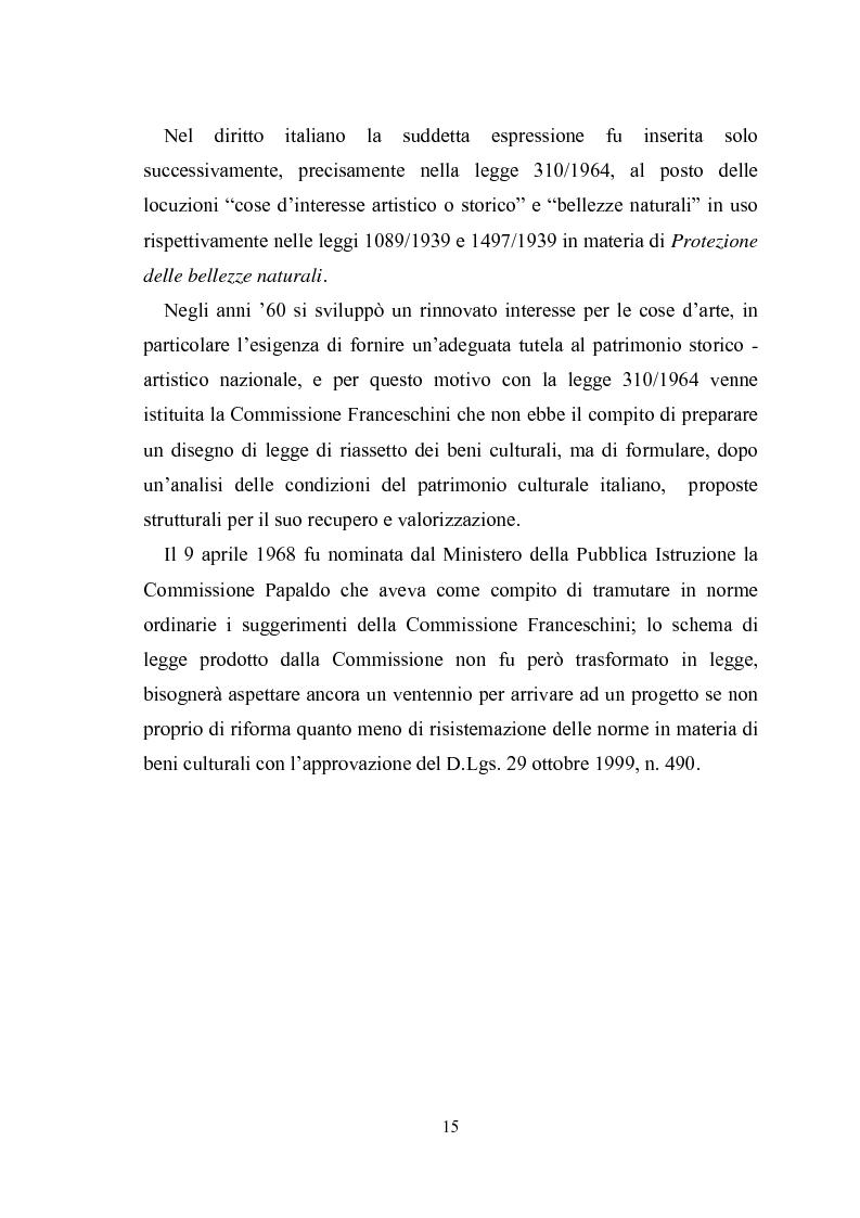 Anteprima della tesi: La promozione della cultura museale on line, Pagina 11