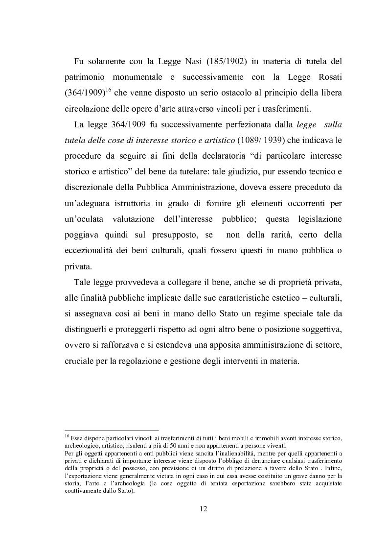 Anteprima della tesi: La promozione della cultura museale on line, Pagina 8