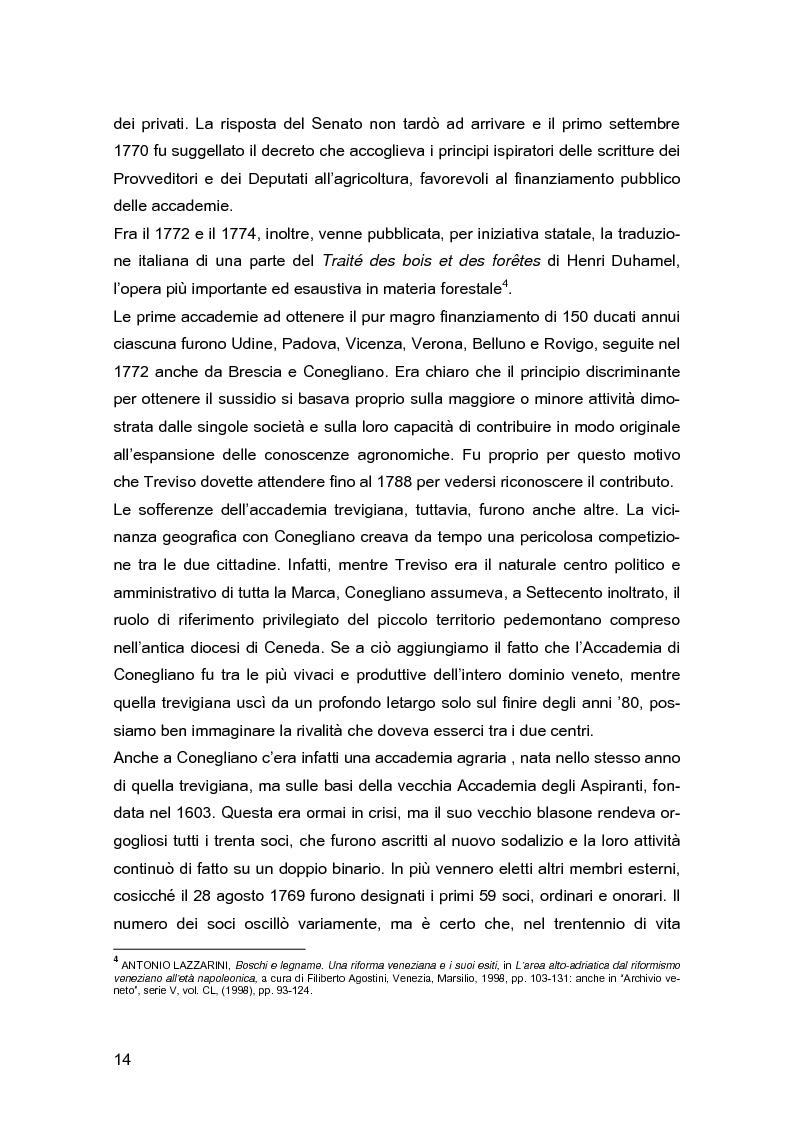 Anteprima della tesi: Ascanio Amalteo e la riforma forestale del 1792 nel Trevigiano, Pagina 11