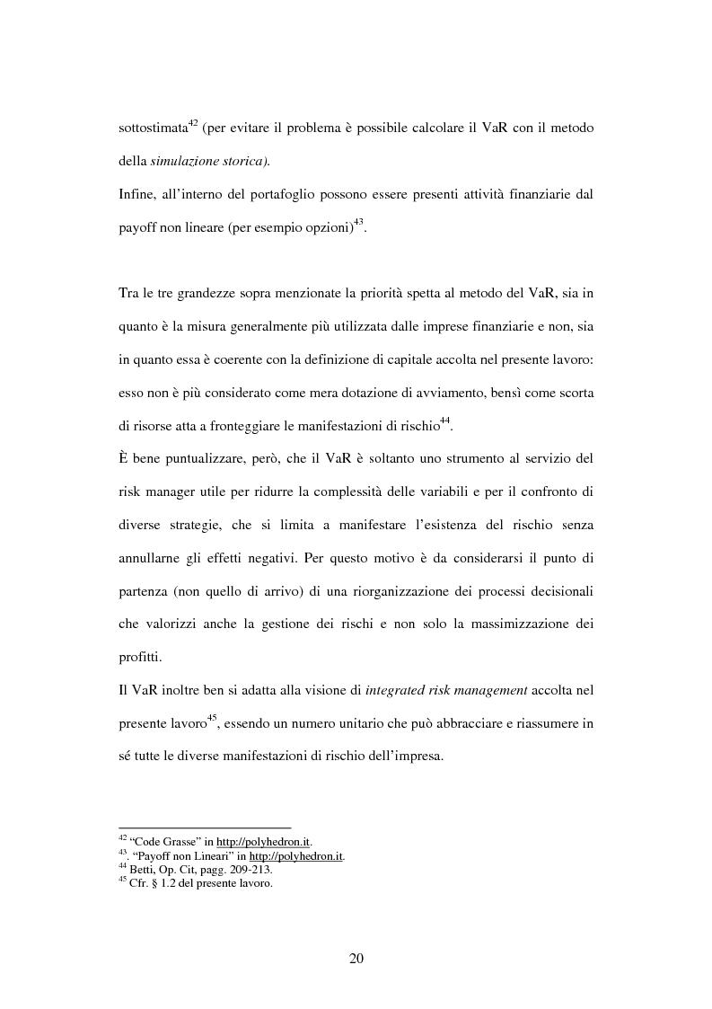 Anteprima della tesi: Le garanzie assicurative nella finanza aziendale, Pagina 15