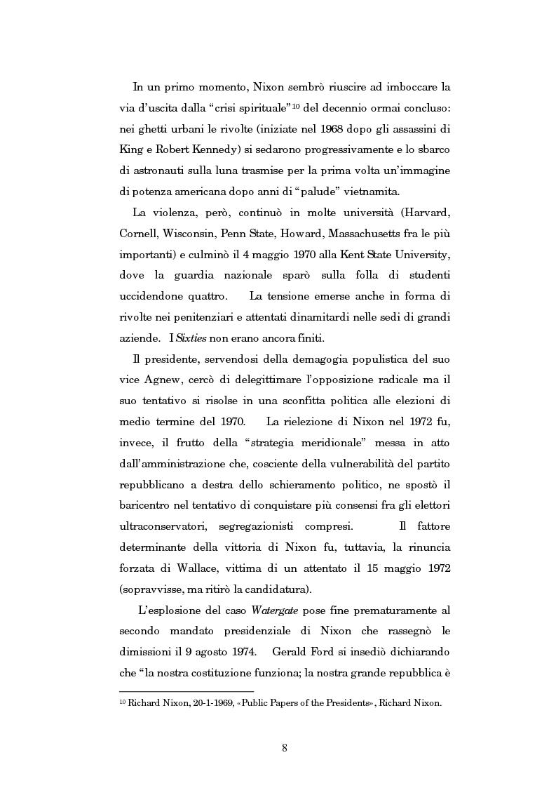 Anteprima della tesi: Gli U.S.A. e la politica estera di Jimmy Carter: 1977-1981, Pagina 4