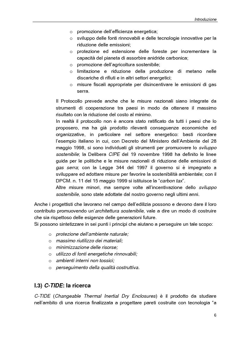 Anteprima della tesi: Progettazione e studio del comportamento termico di pannelli sandwich contenenti materiale a cambiamento di fase (PCM) tramite analisi numerica e sperimentale, Pagina 6