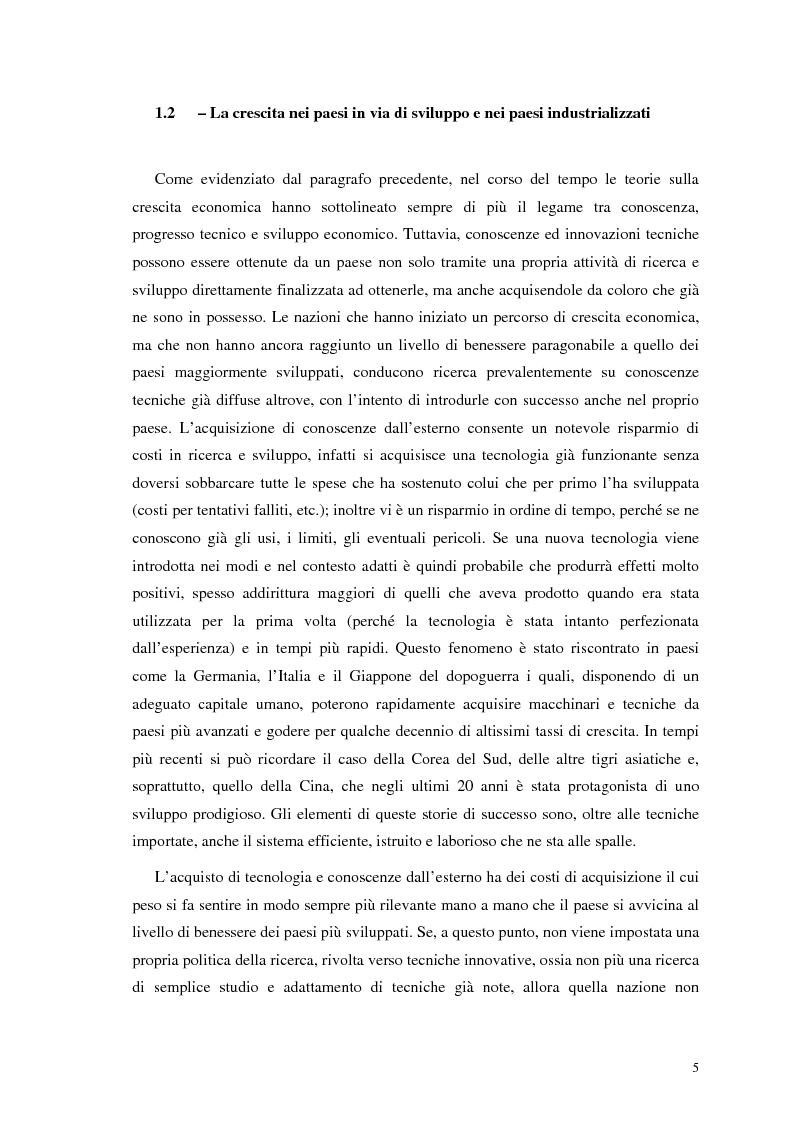 Anteprima della tesi: La valutazione della ricerca scientifica, Pagina 10