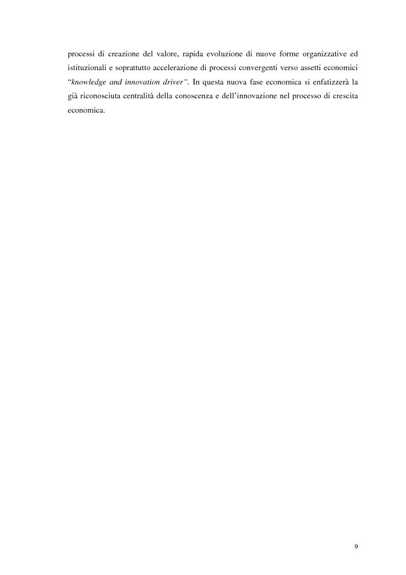 Anteprima della tesi: La valutazione della ricerca scientifica, Pagina 14