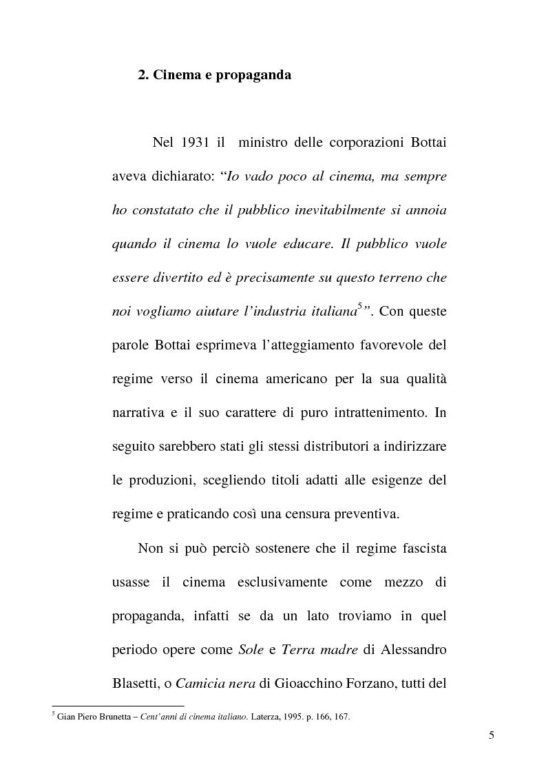 Anteprima della tesi: Linguaggio e realtà nel neorealismo cinematografico italiano, Pagina 4