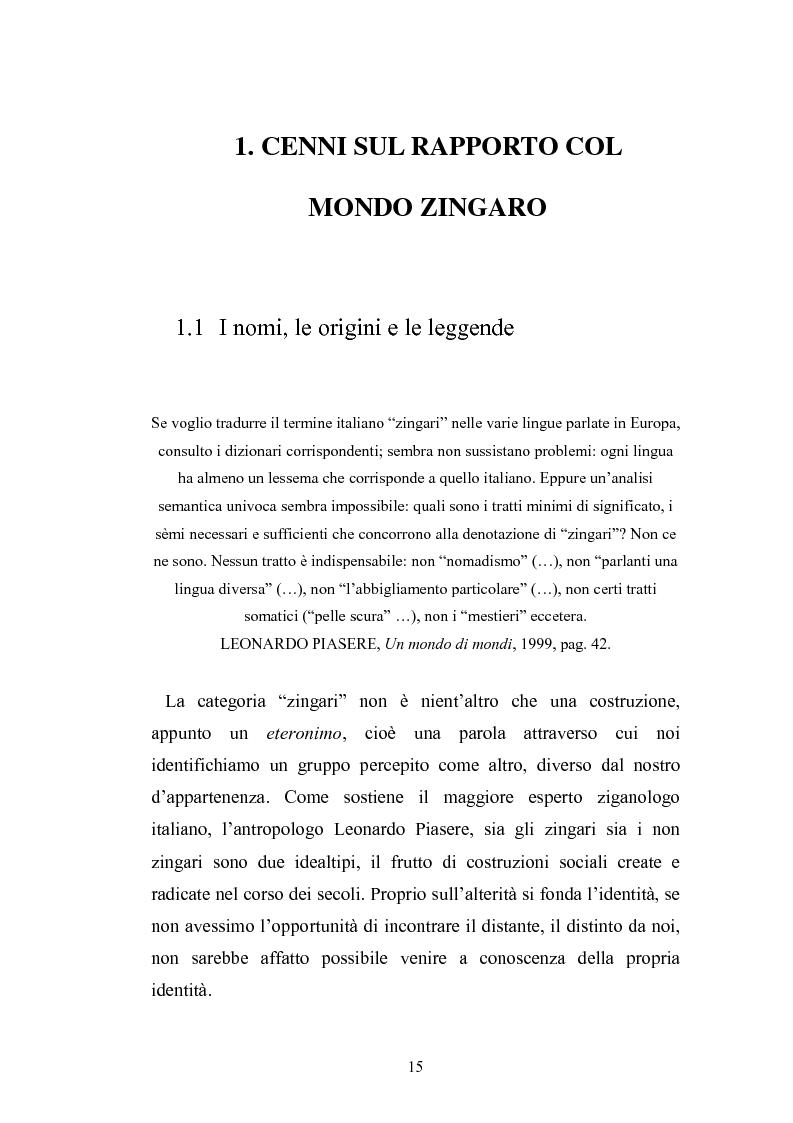 Anteprima della tesi: Un genocidio rimosso: il porrajmos zingaro, Pagina 13