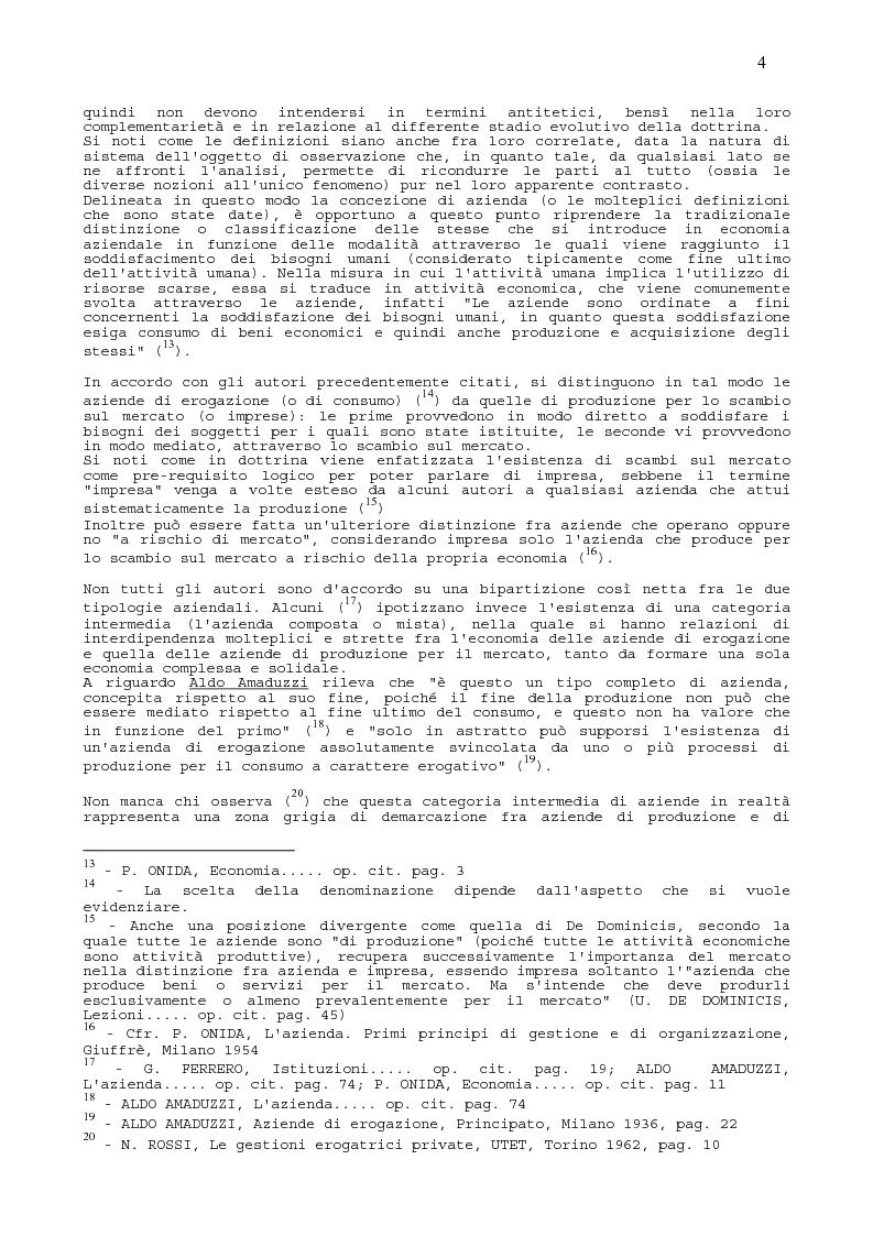 Anteprima della tesi: Il Sistema Informativo delle aziende ad Alto Contenuto Etico, Pagina 7