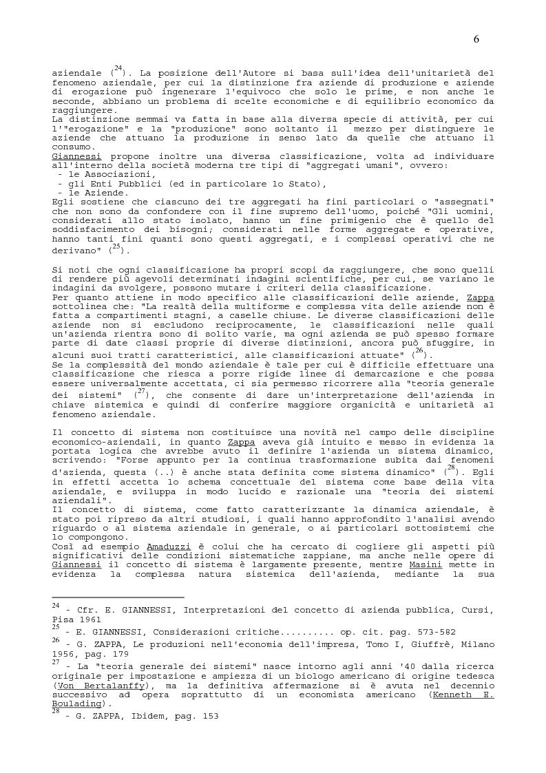 Anteprima della tesi: Il Sistema Informativo delle aziende ad Alto Contenuto Etico, Pagina 9