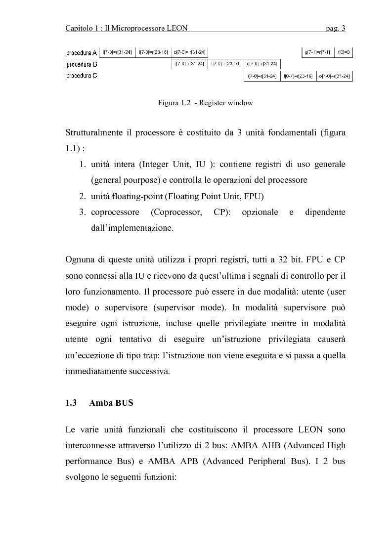 Anteprima della tesi: Progettazione VLSI di un coprocessore matematico per sistemi embedded, Pagina 7