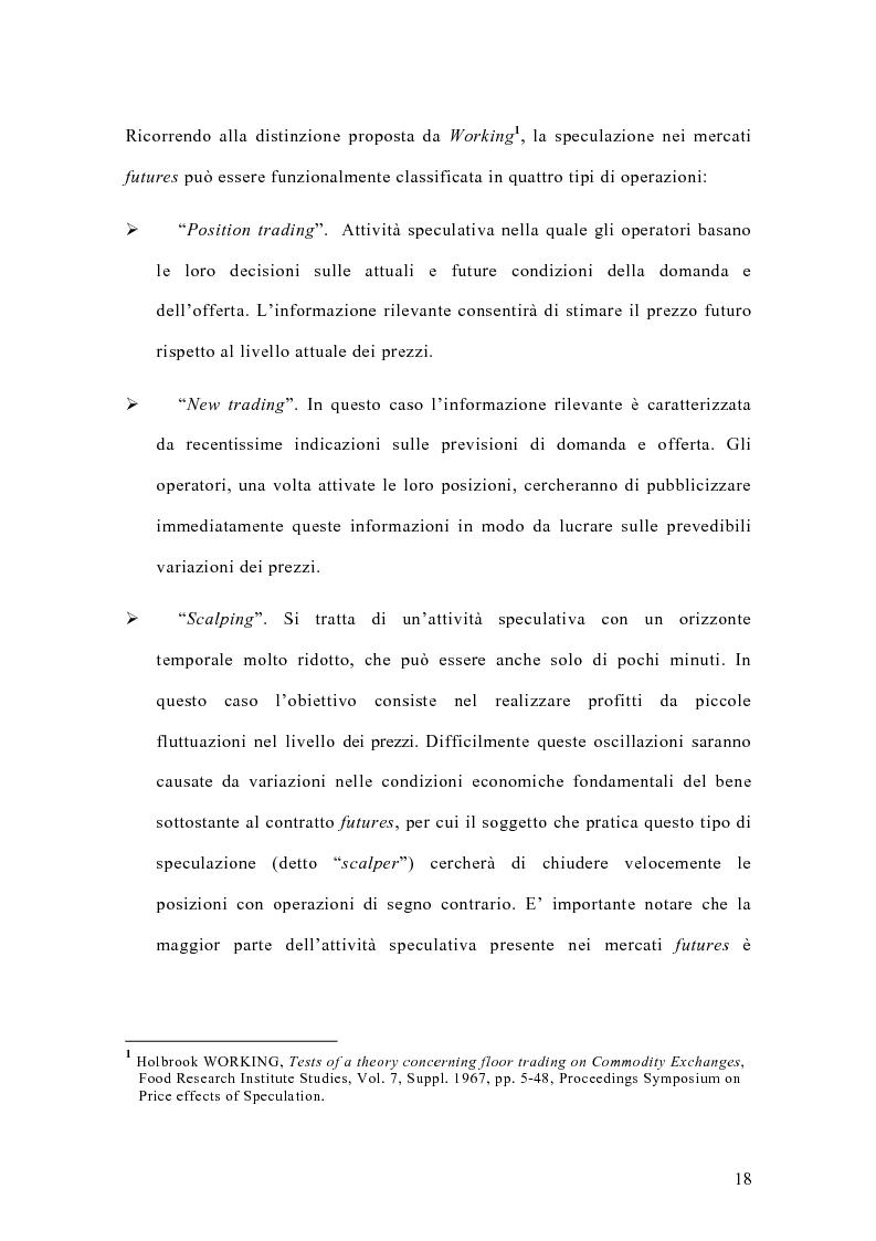 Anteprima della tesi: Il mercato italiano degli stock futures, Pagina 14