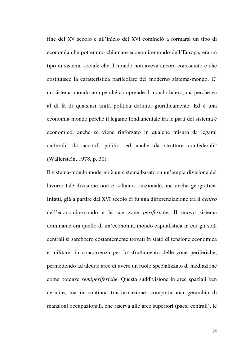 Anteprima della tesi: Il razzismo come pilastro istituzionale del capitalismo storico, Pagina 12